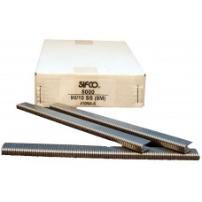 410MA-S SIFCO® 10mm Stainless Staple for use in FASCO® F20A90-40, OMER® 90.28CL, 90.32 & 90.38B Air Staplers