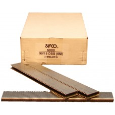 418MA-DP-S SIFCO® 18mm Stainless Staple for use in FASCO® F20A90-40, OMER® 90.28CL, 90.32 & 90.38B Air Staplers