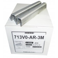 713V0-AR-3M OMER® 13mm Aluminium Staple