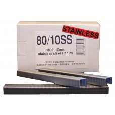 80/10SS SIFCO® 10mm Stainless Staple