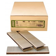 92/35-5M OMER® 35mm Galvanised Staple for use in OMER® 92.38 & 90.38B Air Staplers