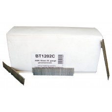 BT1202C SIFCO® 15mm 16 Gauge Galvanised Brad for use in OMER® 14.32 Air Nailer
