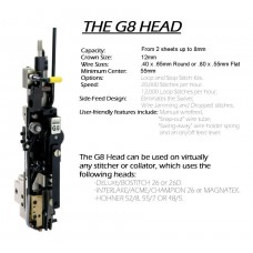 G8HD24A, DELUXE Stitching head